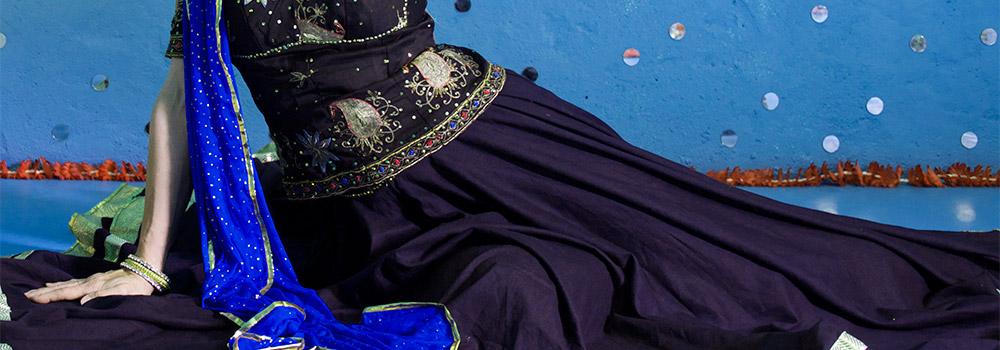 Black costume