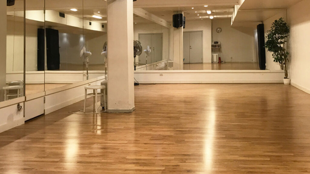 Lilla dansstudion
